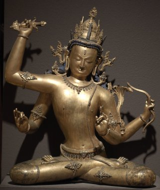 15th century, same as above, at the Cleveland Museum of Art (USA).