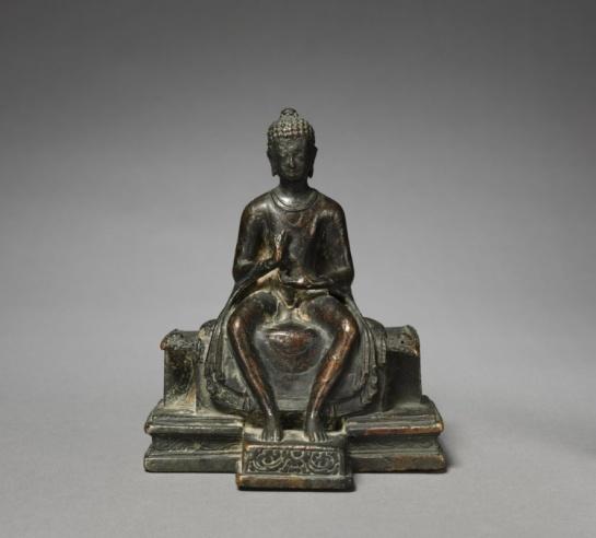 7th-8th century, Nepal, Maitreya,